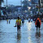 Filipinas: Cinco muertos y 81,500 afectados por las inundaciones