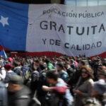 Chile: Estudiantes nuevamente en las calles contra reforma educativa