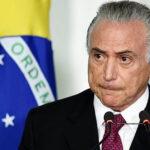 Brasil: Escándalo que enloda a Temer alcanza a la cúpula del Legislativo