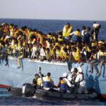 Dramático rescate de 6 mil migrantes en el mar Mediterráneo