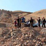 Detienen a ocho presuntos mineros ilegales por extraer oro