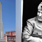 Italia: Hallan mensaje oculto y caja de oro que Mussolini dejó en monumento