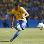 Río 2016: Neymar anota el gol más rápido a los 14 segundos