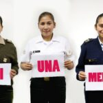Ni una menos: Mujeres de Fuerzas Armadas se suman a marcha