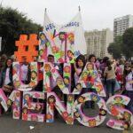 #Ni una menos: Ministerio de la Mujer se reunió con organizadoras
