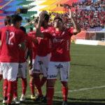 Segunda División: Cienciano golea 3-0 a Cultural Santa Rosa en el Cusco