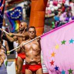 Amsterdam se tiñe de colores arcoíris en un Orgullo Gay con más seguridad