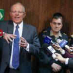 Pedro Pablo Kuczynski anuncia que liderará lucha contra inseguridad ciudadana