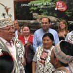 Madre de Dios: Kuczynski se reunió con representantes de comunidades indígenas