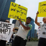 México: Repudio generalizado ala reunión de Peña Nieto con Donald Trump