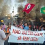 Brasil: Con gases lacrimógenos policía reprime a seguidores de Dilma Rousseff