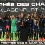 """PSG es el """"Papá"""" en Francia tras arrollar al Lyon en la Supercopa"""