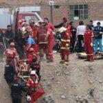 Callao: Trabajadores heridos por caída de puente permanecen estables (VIDEO)