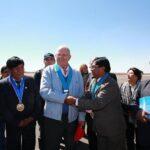 PPK dará viabilidad a proyecto para descontaminar Titicaca (VIDEO)