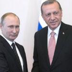 Rusia: Erdogan se reunió con Putin para estrechar relaciones bilaterales (VIDEO)