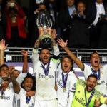 Real Madrid sin Cristiano Ronaldo gana la Supercopa de Europa