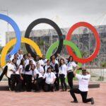 Antorcha llegó a Río a dos días de inauguración de Juegos Olímpicos
