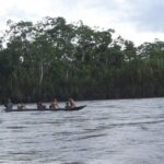 Cusco: Dos personas desaparecen en río tras naufragar embarcación