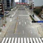 San Isidro: Este lunes reabren avenida Rivera Navarrete al tránsito vehicular