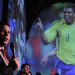 Brasileño Ronaldo es asesor en el Real Madrid