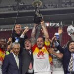 Independiente Santa Fe es campeón de la Suruga Bank (Tuits)