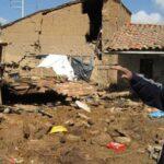 Suben a 6,000 los damnificados por terremoto en el sur de Perú