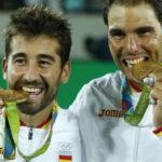 Río 2016: Rafa Nadal y Marc López consiguen oro para España en dobles