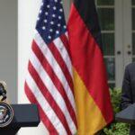 Merkel aún ve posible firma de tratado de libre comercio UE-EEUU