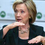 Hillary Clinton sube y Trump a la baja en Estados Unidos