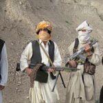 Los talibanes ahorcan en público a seis rehenes en Afganistán