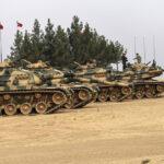 Turquía envió más tanques a Siria tras vencer al Estado Islámico en Jarablos