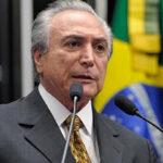 Michel Temer: No creo que Dilma Rousseff se ponga a trabajar contra el país