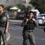 Policía israelí suspendido por arrebatar bicicleta a palestina de 8 años