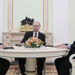 Putin, Merkel y Hollande se reunirán en el marco del G20 en China