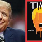 EEUU: Donald Trump cae en los sondeos y se derrite en portada de Time