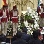 Bolivia: Restos de Viceministro Illanes se velan en Palacio Quemado(VIDEO)