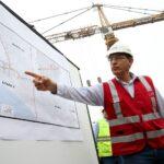 Huaicos: Vicepresidente Martín Vizcarra evalúa daños en Arequipa