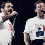 Editan libro sobre disputas legales entre Willie Colón y Rubén Blades