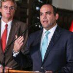 Fernando Zavala: Ministros viajarán martes y viernes a las regiones