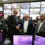 Lima: 170 cámaras de videovigilancia del Serenazgo se integran a Central Policial 105