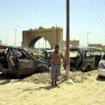 Aumenta a 16 la cifra de muertos en el doble atentado de Bagdad