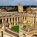 Universidad de Oxford la mejor del mundo superando a Harvard