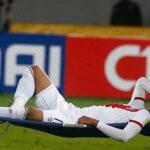 YouTube: Revive la terrible lesión de Luis Abram tras chocar con Felipe Caicedo