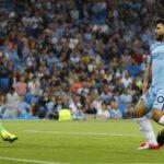 Champions League: 'Kun' Agüero anota 'hat trick' en goleada del Manchester City