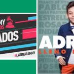 Grammy Latino: Niño con hidrocefalia candidato por su disco de debut