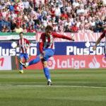 Liga Española: Atlético de Madrid goléo 5-0 al Sporting de Gijón
