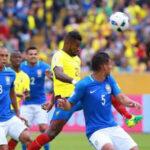 Eliminatorias Rusia 2018: Brasil goleó a Ecuador 3-0 en la altura de Quito