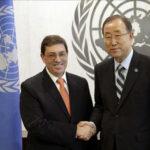 ONU destaca papel clave de Cuba en Acuerdo de Paz en Colombia