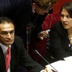 Exprocuradora Yeni Vilcatoma anunció su renuncia al fujimorismo