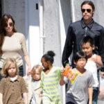 Brad Pitt es investigado por abuso verbal y físico de sus hijos